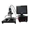 手动高精度视频贴片机ST40   精度高达0.01MM  科研企业必备贴片对位设备